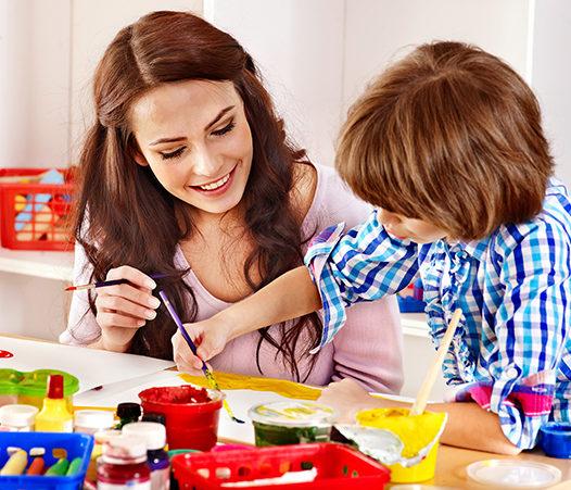 Worek skarbów, czyli twórcze działanie z dziećmi-warsztaty szkoleniowe