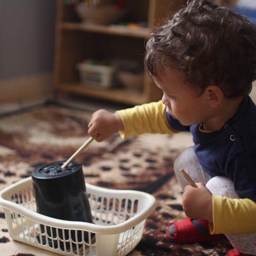 7 pomysłów na zajęcia dla przedszkolaków opracowane w oparciu o model Montessori