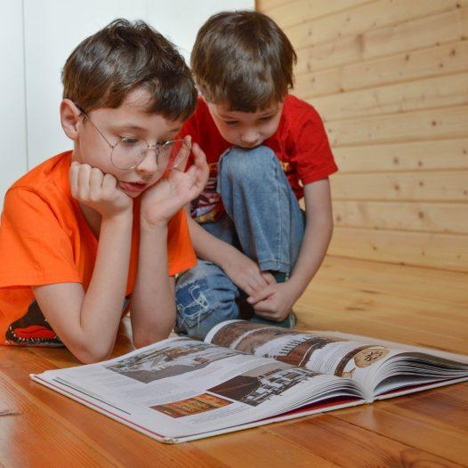 Ćwiczenia i zabawy stymulujące rozwój i usprawniające funkcje analizatora wzrokowego
